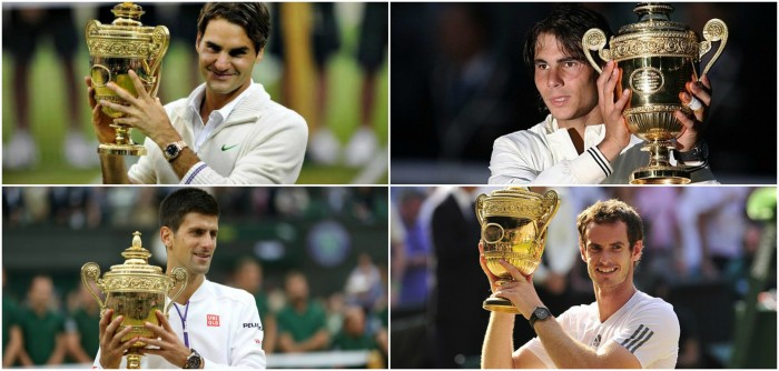 Wimbledon 2017 - Sulle spalle dei giganti