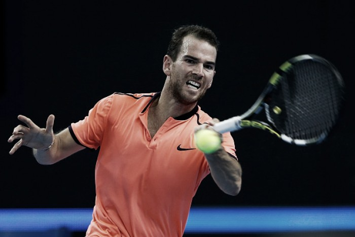 ATP Stockholm: Adrian Mannarino defeats Donald Young in two tight sets
