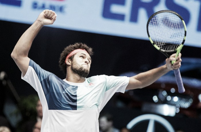 ATP Vienna: Jo-Wilfried Tsonga advances to the last four with win over Albert Ramos-Vinolas