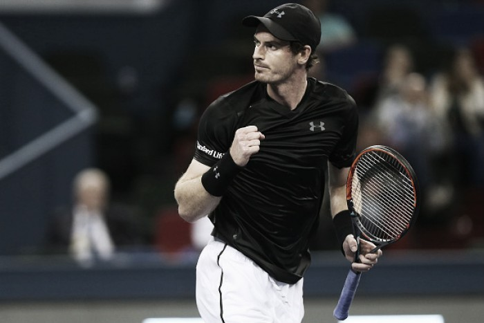 ATP Shanghai: Andy Murray downs Gilles Simon to reach final