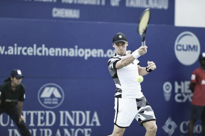 ATP Chennai Day Three Recap: Marin Cilic shocked by qualifier Jozef Kovalik
