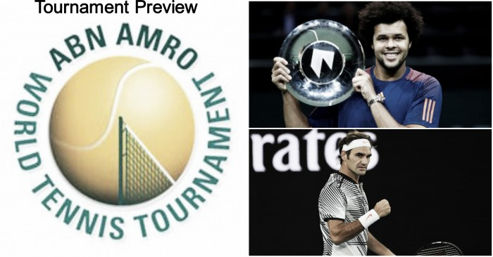 ABN AMRO World Tennis Tournament: ATP Rotterdam Open preview
