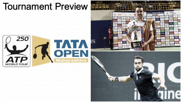 ATP Tata Open Maharashtra Preview