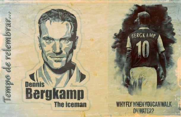 Tempo de relembrar... Dennis Bergkamp