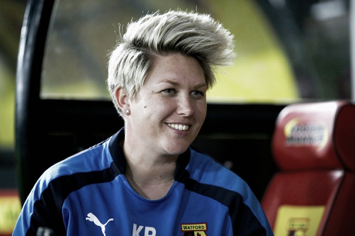 Watford 2-1 Everton: Rowson proud of first win