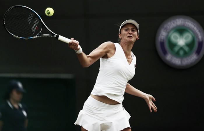 Irina-Camelia Begu in Day One: The Championships ...  |Begu