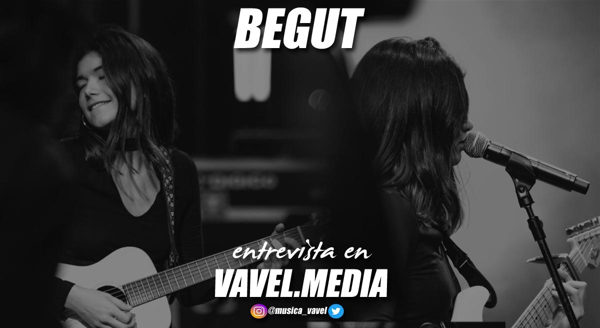 """Entrevista. Begut: """"La música es algo que necesito cerca de mí"""""""