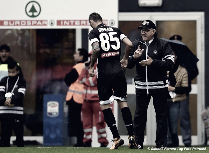 """Behrami: """"Lo spirito Udinese c'è ancora. Qui per dare tutto"""""""