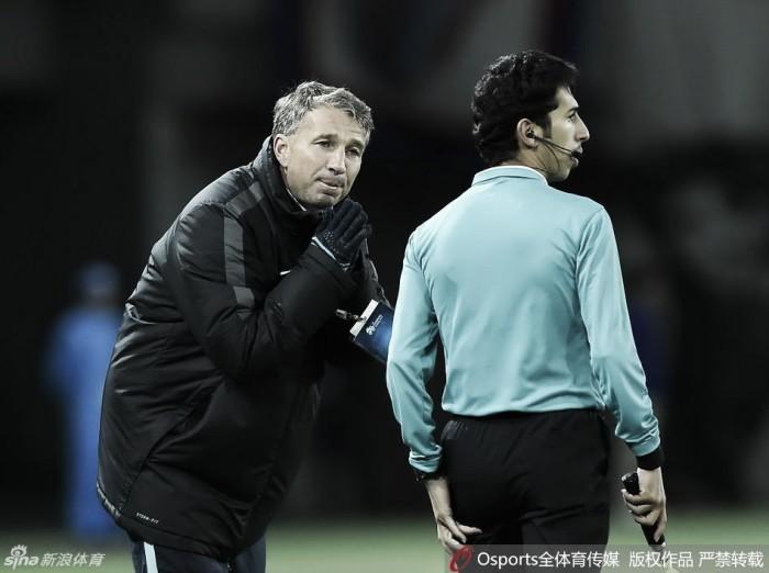 Dan Petrescu não é mais o treinador do Jiangsu Suning