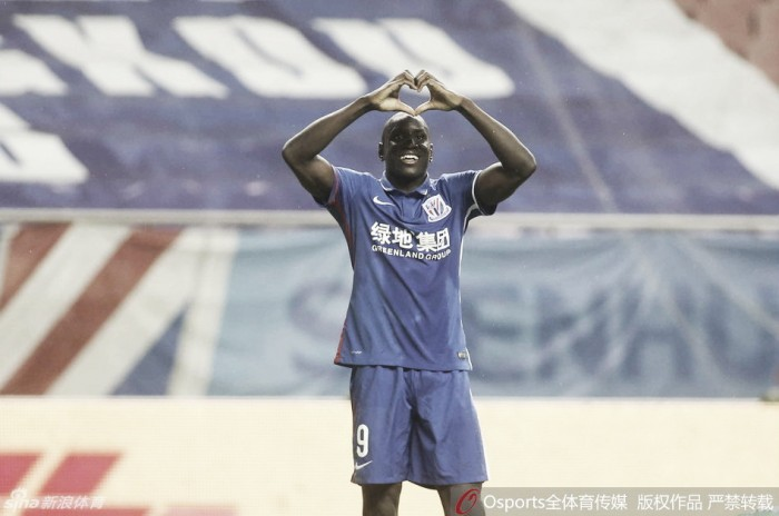 Demba Ba dá show, Felix Magath estreia no Shandong e Jiangsu se aproxima dos líderes na China