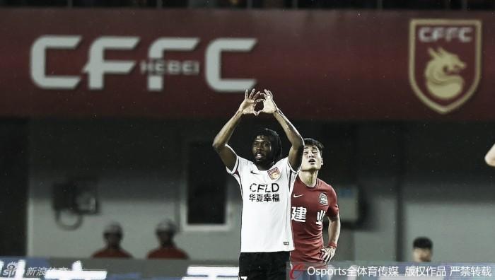 Chuva de gols e jogo disputado abrem a oitava rodada da Liga Chinesa