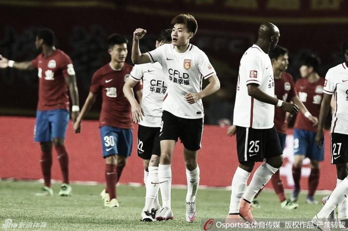 Duelo de artilheiros chineses e de técnicos renomados marca nona rodada da Liga Chinesa