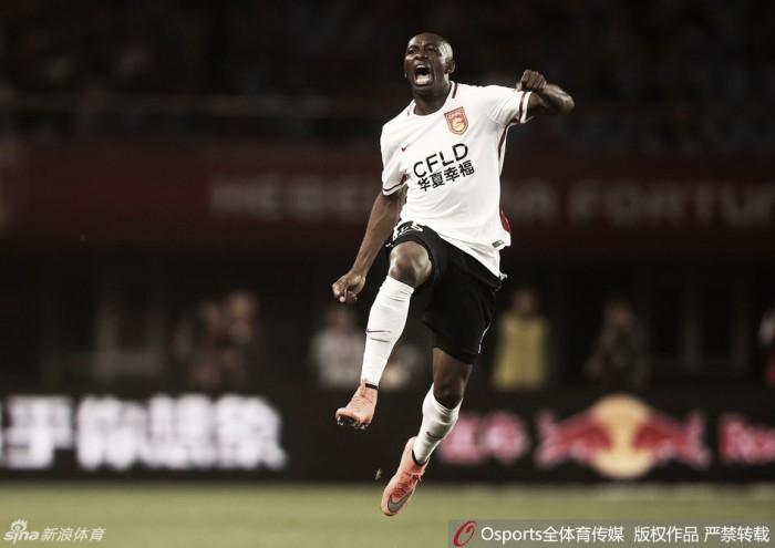 Hebei retoma vice-liderança e fica a três pontos do Guangzhou; Tianjin vence na estreia de Cannavaro