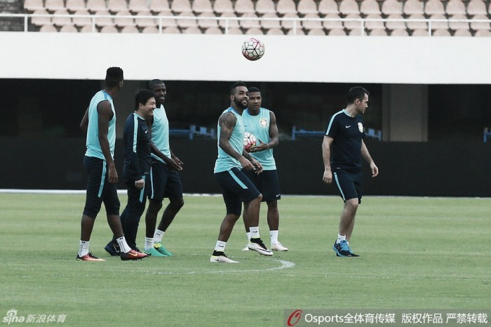 Brasileiros são destaque na sexta-feira chinesa