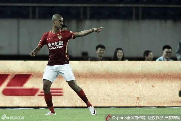 Oitava rodada da Liga Chinesa termina como a que teve maior quantidade de gols em 2016