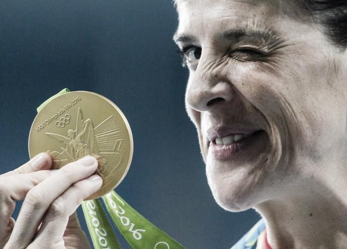 Ruth Beitia salta al Olimpo