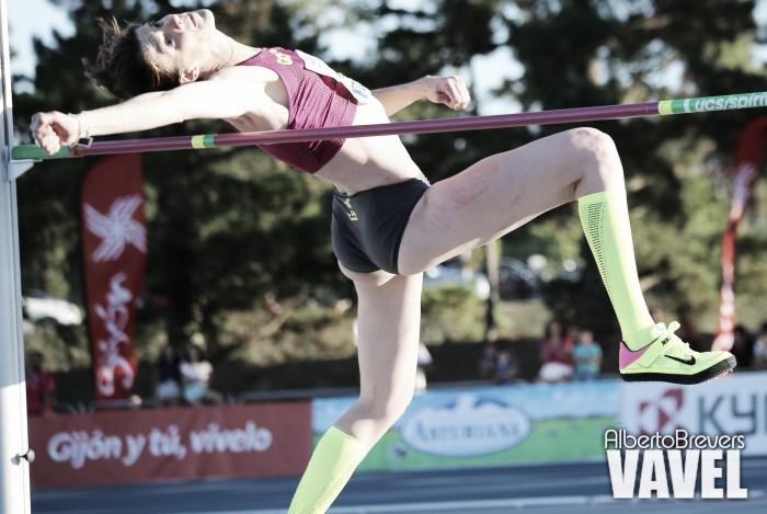 Atletismo Río 2016. Ruth Beitia: la cuenta pendiente de la abuela de la altura