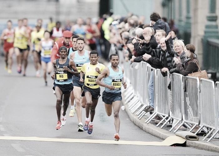 Bekele, a un paso del récord en Maratón