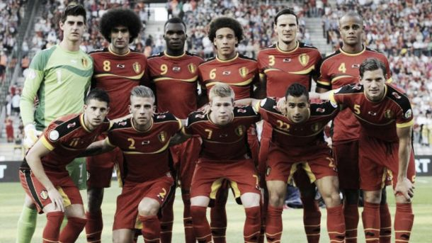 Las 23 promesas de Bélgica