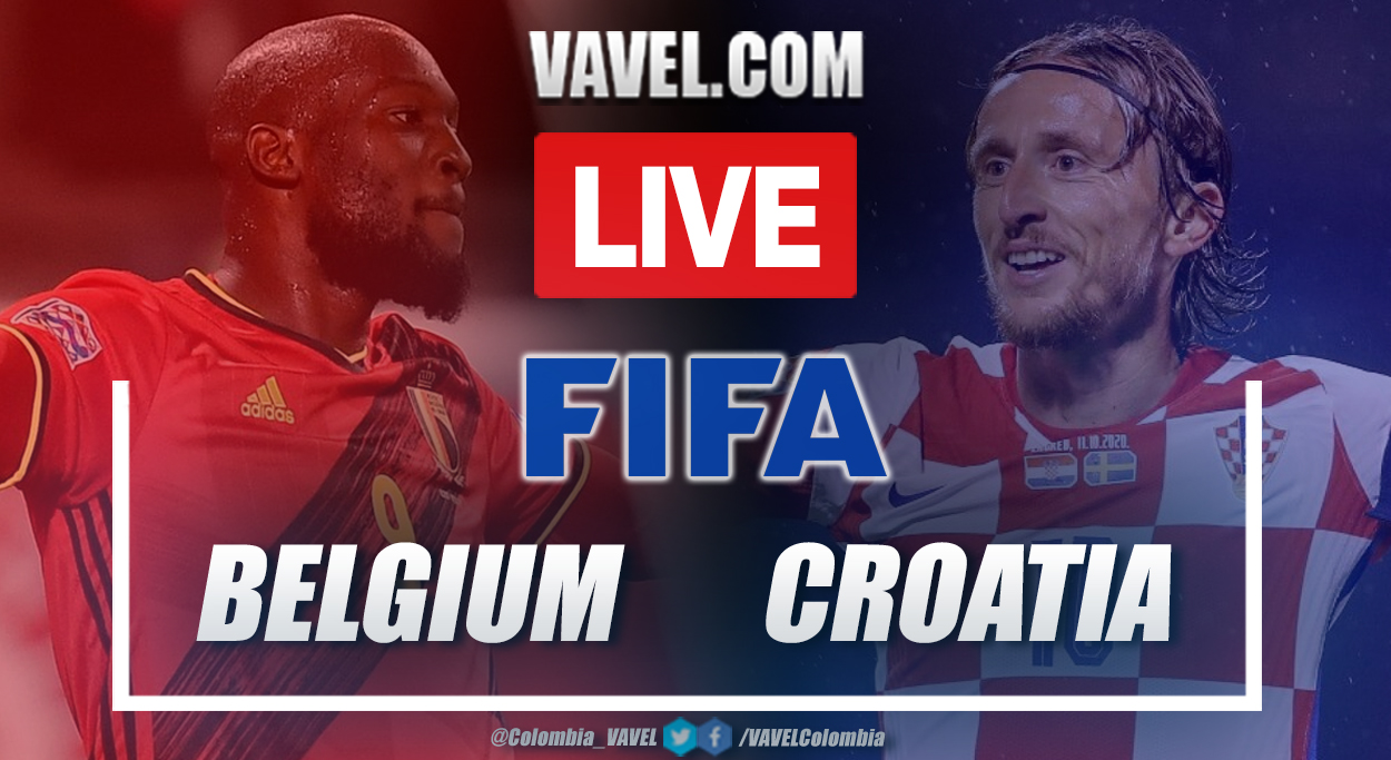 Goal and Highlights: Belgium 1-0 Croatia in Friendly Game 2021