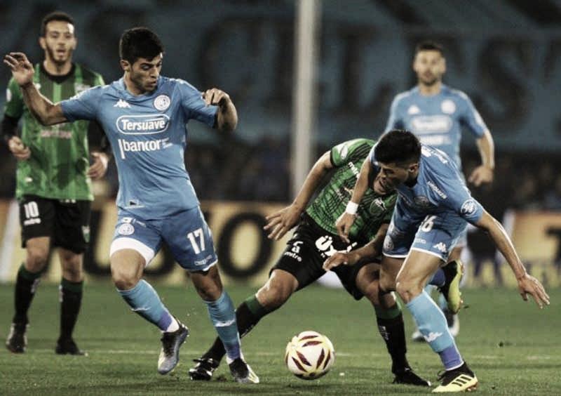 """Belgrano se mide ante el """"Verdinegro"""" de San Juan"""