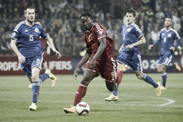 Revivez le Live pour les éliminatoires Euro 2016: Belgique - Bosnie