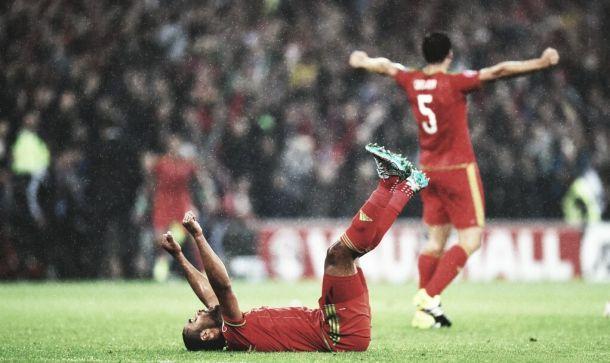 Wales 1-0 Belgium: Gareth Bale's first-half effort seals giant victory for Welsh