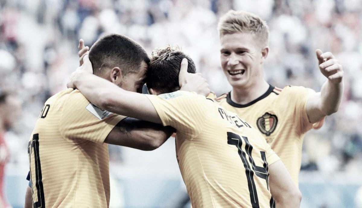Bélgica ganó y se adueñó con justicia del tercer puesto