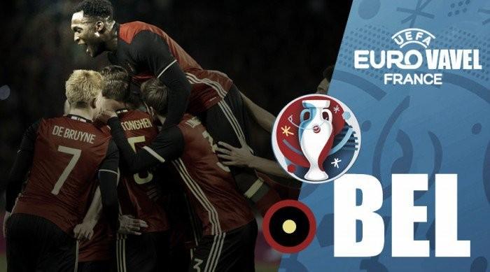 Eurocopa 2016: chegou o momento da verdade para a Bélgica