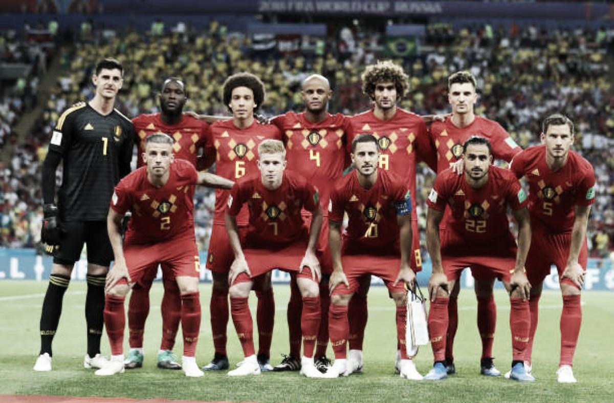 Bélgica cala os críticos e garante colocação entre os quatro melhores da Copa