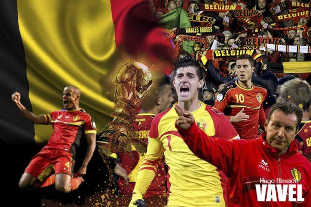 Caminho para o Brasil 2014: Diabos belgas prontos para surpreender