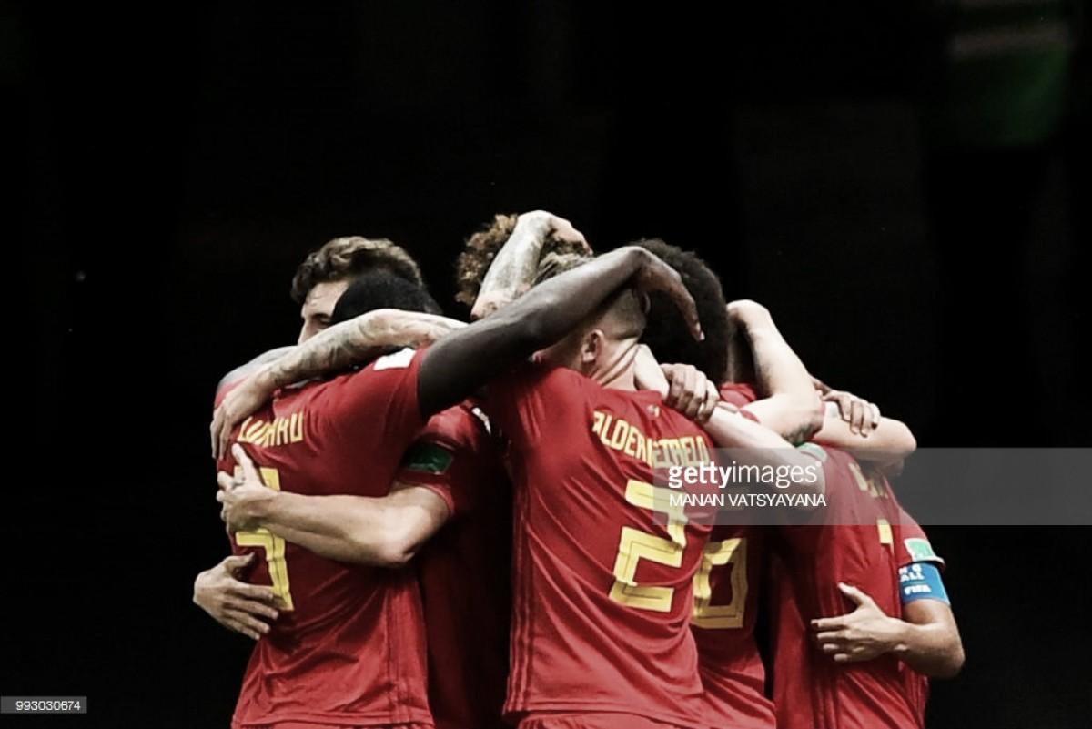 Bélgica, a por su segunda final mundialista 32 años después