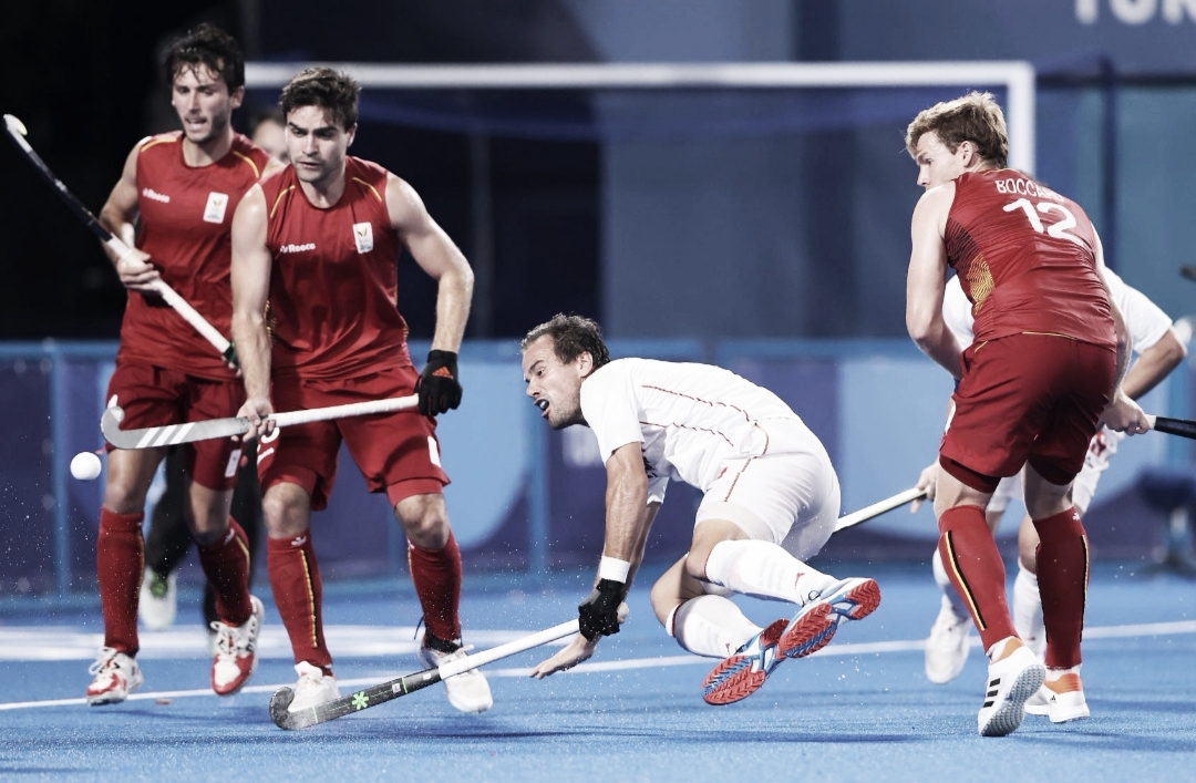 Goals and Highlights: Australia 1(2)-1(3) Belgium in Olympic Hockey Final