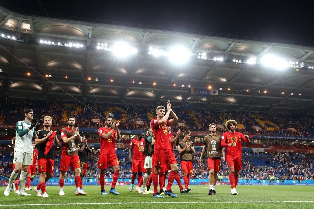 Belgio, gioia all'ultimo respiro