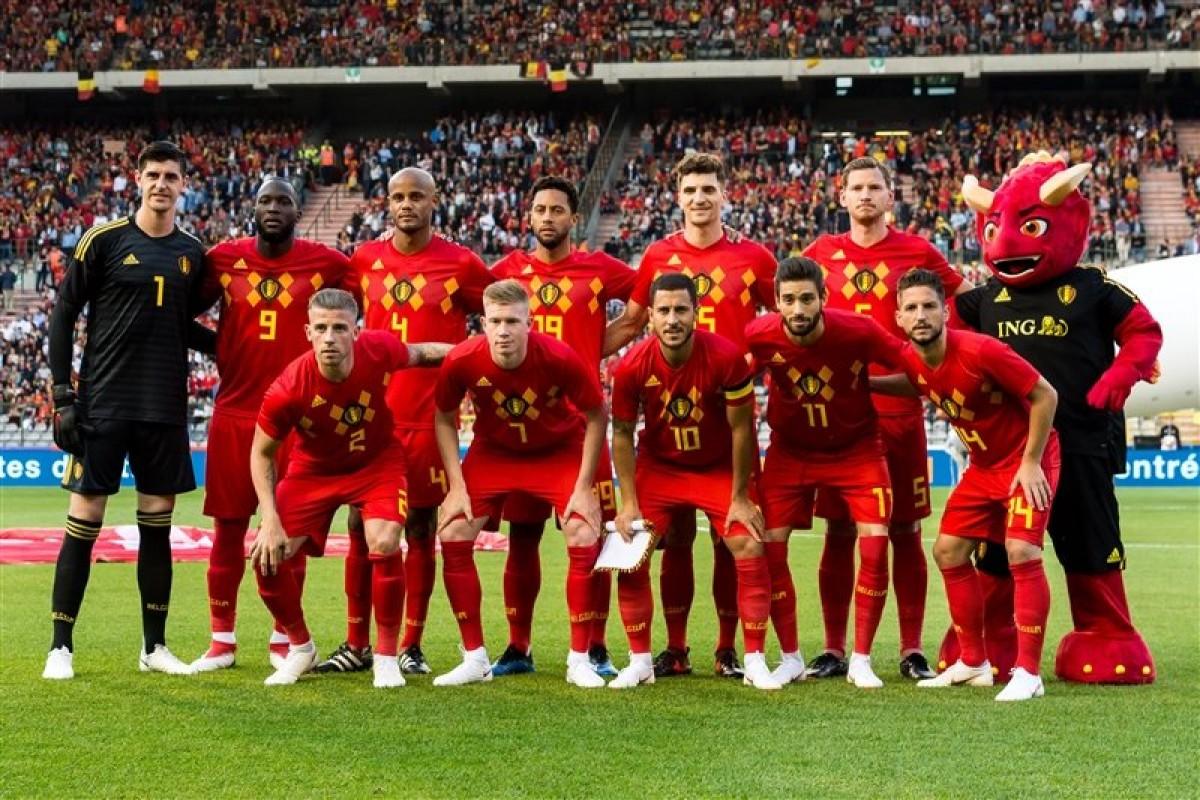 Belgio, ecco la lista dei 23