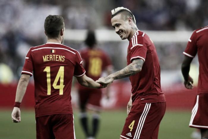 Belgio, ecco i 24 scelti da Wilmots per Euro 2016. Presenti Nainggolan e Mertens