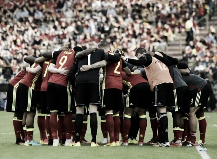 Il Belgio verso l'esordio con l'Italia, si continua a lavorare sul 4-3-3 come modulo