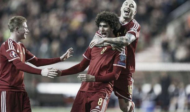 Live Israele - Belgio, diretta qualificazioni Euro 2016