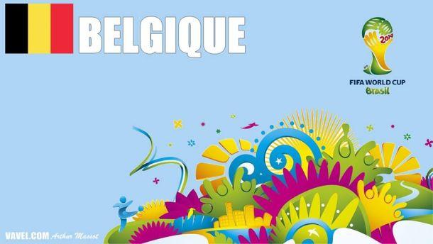 En route vers le Brésil : La Belgique [25/32]