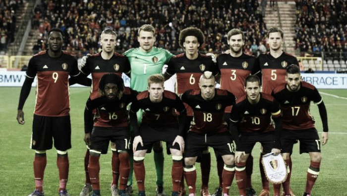 What are the expectations for Belgium's first European Championships since 2000?