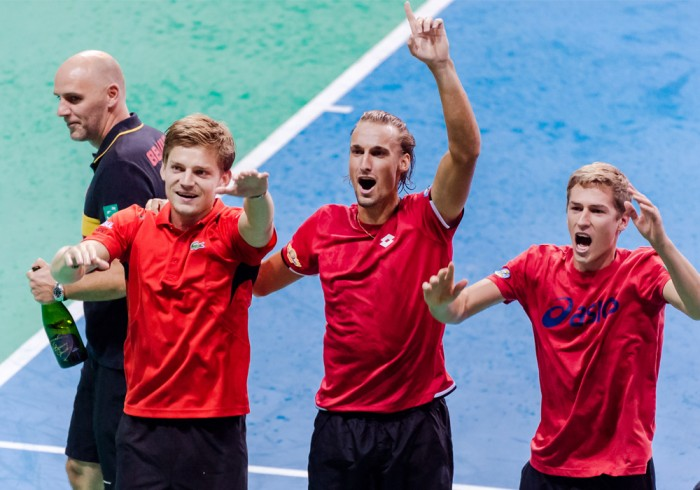 Davis Cup World Group Preview: Belgium - Croatia