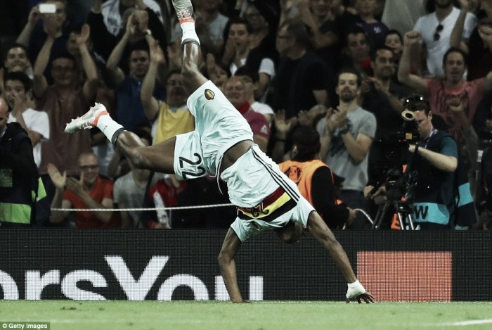 Reports suggest West Ham target Batshuayi unsure over €38m Crystal Palace move