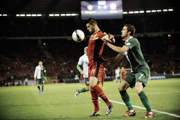 Belgium vs Wales Live Score and Text Stream of Euro 2016 qualifier