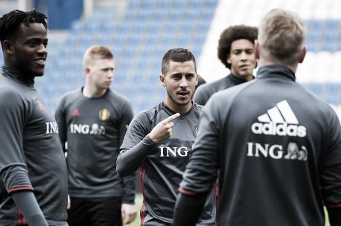 Belgium announce Premier League-packed 23-man final squad for Euro 2016