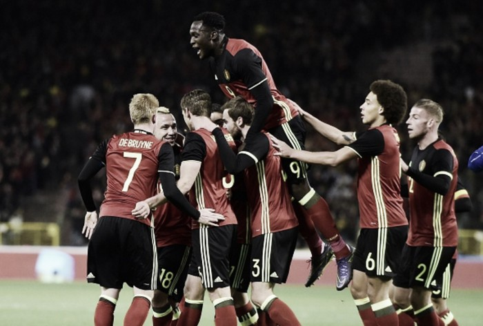 Analysis: A look at Marc Wilmots' 23-man Belgium squad for Euro 2016