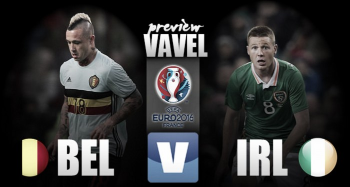 Belgium vs Republic of Ireland Preview: Both nations needing first Euro 2016 victory