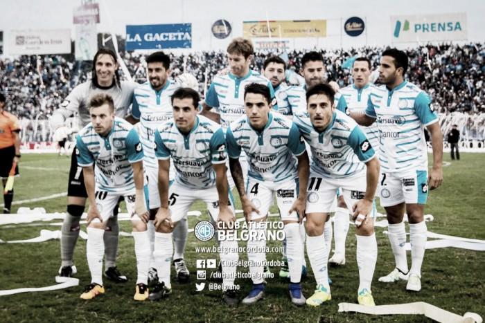 """Atlético Tucumán - Belgrano: El uno por uno del """"Pirata"""""""