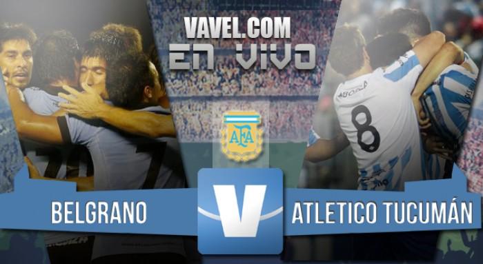 Belgrano y Atlético Tucumán tampoco rompieron el cero
