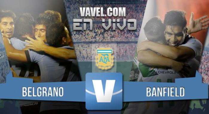 Belgrano 0-0 Banfield: poca precisión en el Kempes