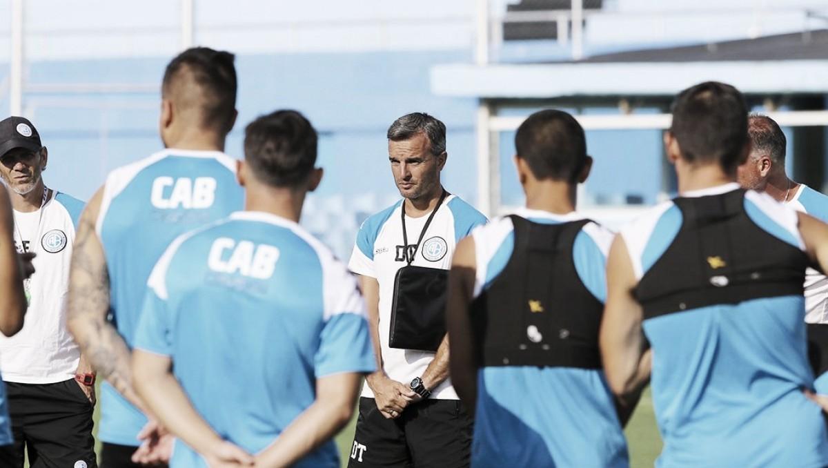 Belgrano recibirá a la Academia con cuatro cambios